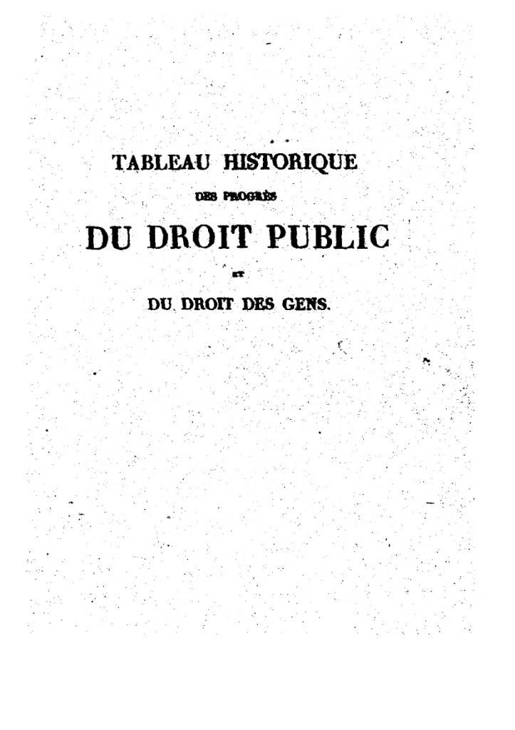 File:Isambert - Tableau historique des progrès de droit public et du droit des gens, 1832.djvu ...