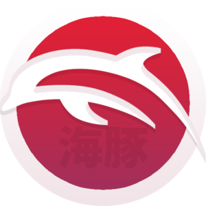Dolphin (emulator) - Logo for Ishiiruka