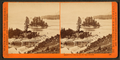 Islands in the Columbia, from the Upper Cascades, by Watkins, Carleton E., 1829-1916 3.png