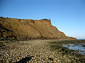 Isle of Sheppey - An eroded Headland.JPG