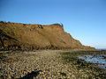 Isle of Sheppey - An eroded Headland.JPG
