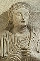 Istanbul Archaeological Museum Palmyrene funerary relief 1188b.jpg