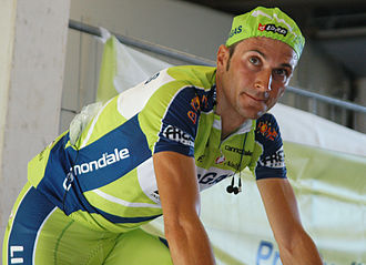 2010 Giro d'Italia - Ivan Basso won the Giro for the second time in his career.