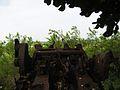 Iwo Jima - AA Gun Remains.jpg