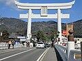 Izumo-taisha shrine, Izumo City; March 2014 (01).jpg