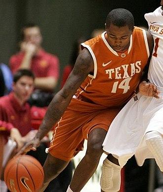 J'Covan Brown - J'Covan Brown playing for University of Texas.
