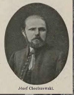 Józef Chociszewski cover