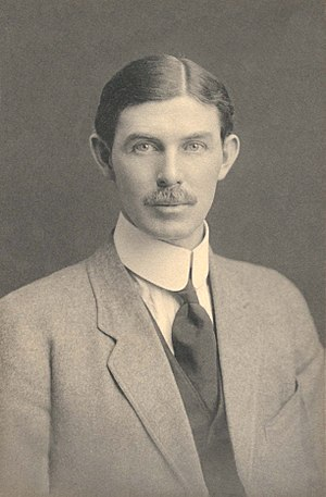 Jeremiah D. M. Ford - Ford as a young man