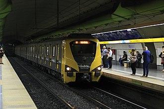 Line H (Buenos Aires Underground) - Image: J30 643 Bf Once 30 de Diciembre, Rcb 310