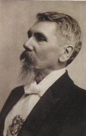 Argentine presidential election, 1904 - Image: JE Uriburu