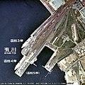 JNR Arikawa pier 1976.jpg