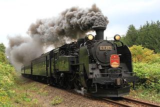 JNR Class C11 Class of Japanese 2-6-4T locomotives
