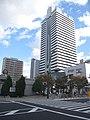 JR新長田駅前交差点 JR Shin-nagata-ekimae - panoramio.jpg