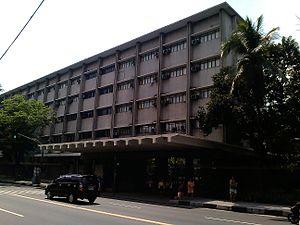 José Rizal University - Image: JRU Campus