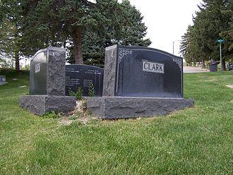 J. Reuben Clark - Image: J Reuben Clark Grave