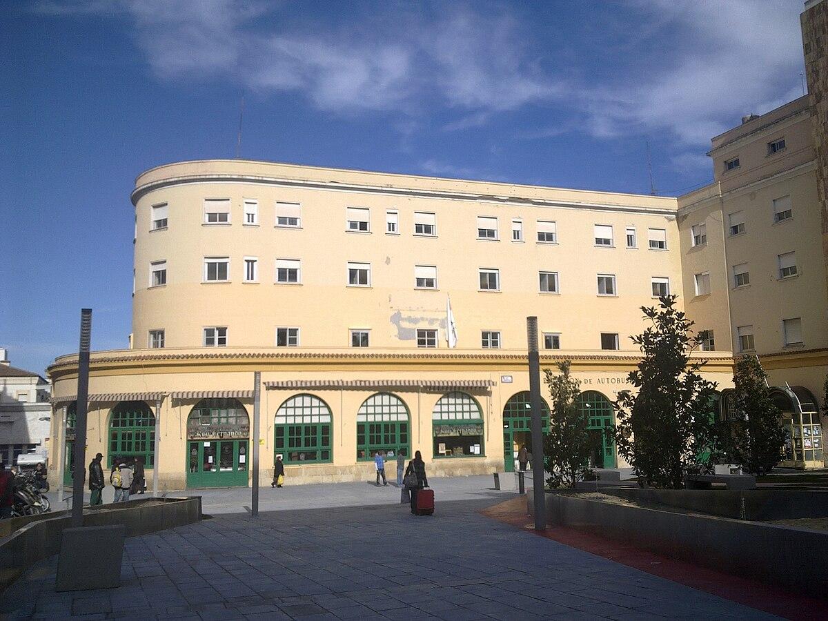 Estación de autobuses de Jaén - Wikipedia, la enciclopedia