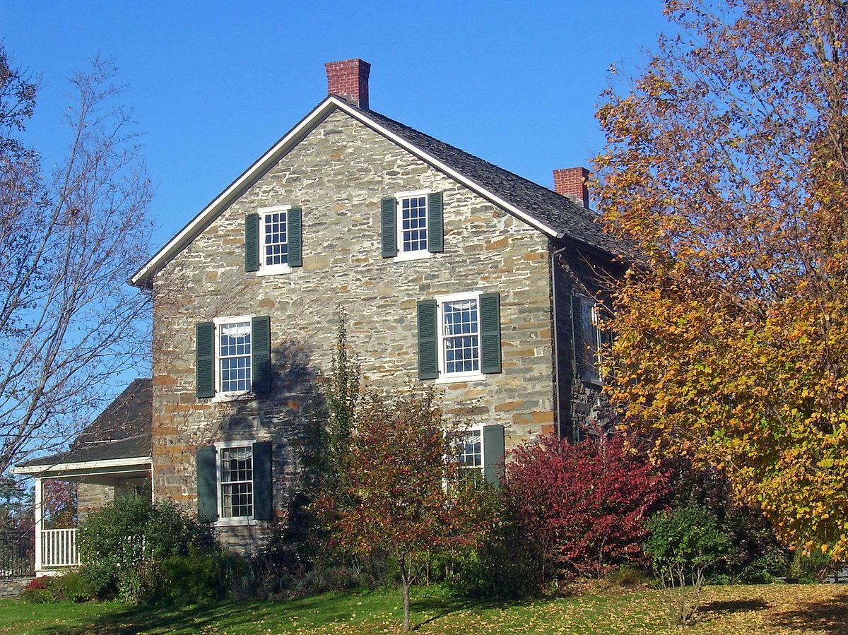 Old Stone Farm Building