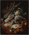 Jacob van der Kerckhoven - Still life with birds, fruit and vegetables.jpg