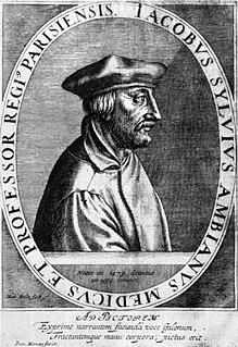 Jacques Dubois French anatomist