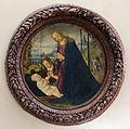 Jacopo del sellaio, madonna col bambino e san giovannino, ve.JPG