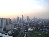 Jakarta from 35th Floor Menara Imperium Kuningan.JPG
