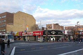 Jamaica, Queens Neighborhood of Queens in New York City