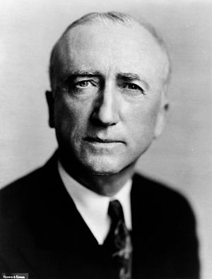 Reorganization Act of 1939 - James F. Byrnes, who helped plan the bill's 1939 legislative strategy, and successfully shepherded it through the US Senate.