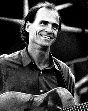 James Taylor - At Winterfest, 1985