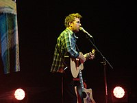 Jamie Lawson (musician) 2015