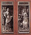 Jan Cornelisz. Vermeyen - Triptych of the Micault Family (closed) - WGA24714.jpg