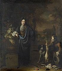 Portrait of Silvester van Tongeren