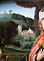 Jan provoost, madonna col bambino in un paesaggio, 1510 ca. 02.jpg