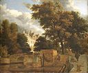 Jan van der Heyden and Adriaen van de Velde - The stone bridge.jpg