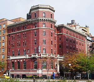 The Jane - The Jane hotel's building was originally a hotel for sailors