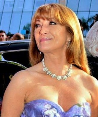 Jane Seymour (actress) - Jane Seymour at the 2015 Cannes Film Festival