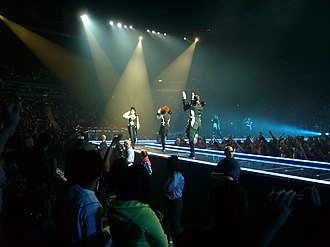 "Damita Jo (album) - Jackson performing ""All Nite (Don't Stop)"" on the Rock Witchu Tour."