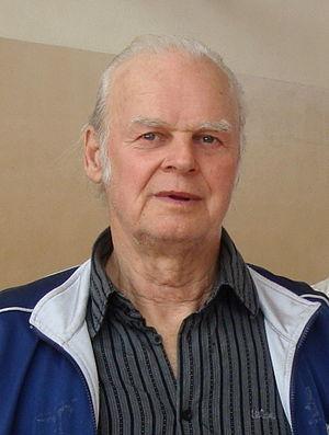 Jānis Lūsis - Lūsis in 2011