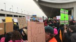 File:January 2017 DTW emergency protest against Muslim ban - video 17.ogv