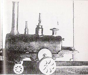 Tanaka Hisashige - Image: Japan Steam Engine 1853