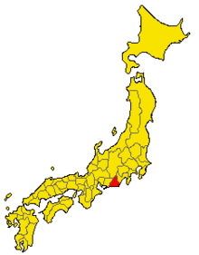 Japan prov map totomi.png