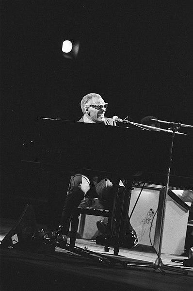 File:Jazz, zangers, festivals, Ray Charles, Bestanddeelnr 932-6455.jpg