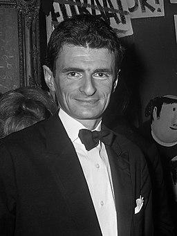 Jerzy Kosiński (by Eric Koch, 1969)