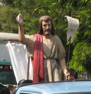 Jesús de Santa Bárbara District in Heredia Province, Costa Rica