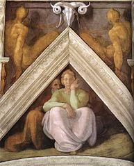 Ancestors of Christ: David and Solomon