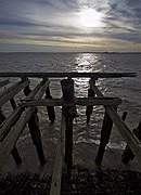 Jetty remains, St Andrews Dock, Hull (geograph 2234803).jpg