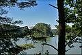 Jezioro Zyzdrój Wielki widok na wyspę - panoramio.jpg