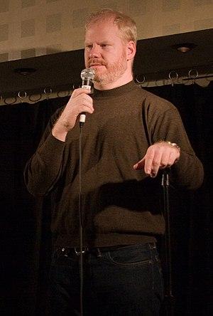 Jim Gaffigan - Gaffigan performing in May 2009
