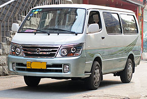 What Is A Crossover Suv >> Jinbei (marque) - Wikipedia