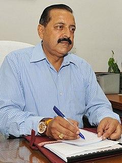 Jitendra Singh (politician, born 1956) Indian politician