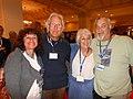 Joan Gero, J. Peter White, and Alan Burns WAC-7, the Dead Sea, Jordan, 2013.jpg